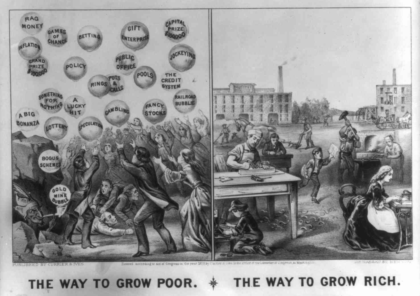 The Way to Grow Poor ...